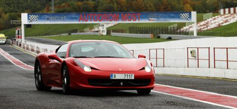458 Italia Most