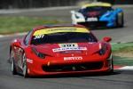 Ferrari F458 Challenge – na závodě