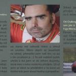Článek v časopisu Scuderia
